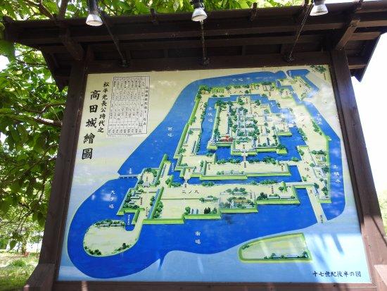 Joetsu, Japan: 案内図