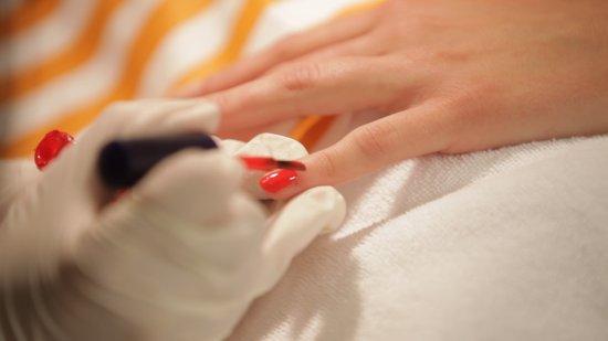 Agit Hotel Congress & Spa: Manicure