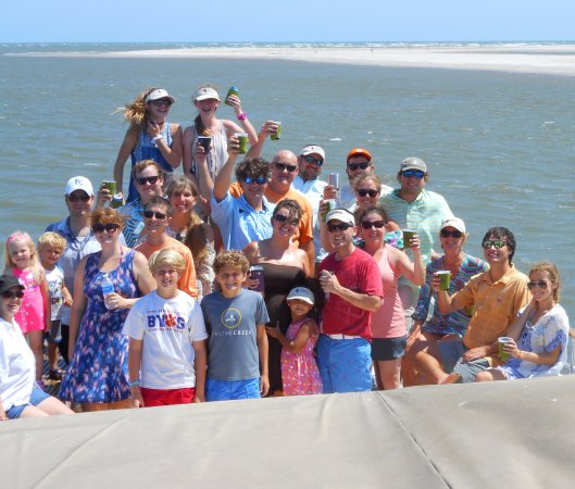 Isle of Palms, เซาท์แคโรไลนา: Fantastic day on the Osprey!