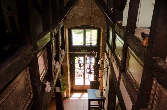 Willebadessen, Deutschland: Café Herzstück: Zu Gast bei Freunden - Innenansicht