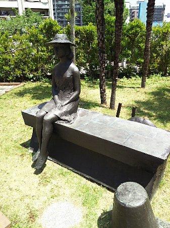 Meguro (เขตเมงุโระ), ญี่ปุ่น: 野外作品