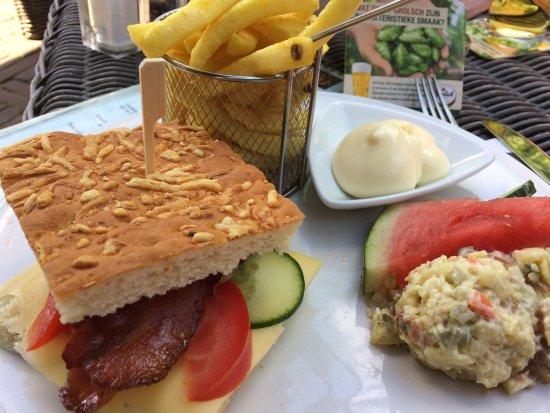 De Lutte, Países Bajos: Hamburger friet