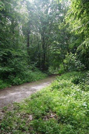 Sulzbach, Deutschland: Karl-May-Wanderweg