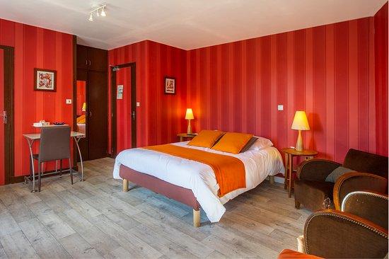Hotel Restaurant Du Commerce Lacroix Barrez
