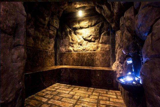 Hotel Bankov: parna sauna