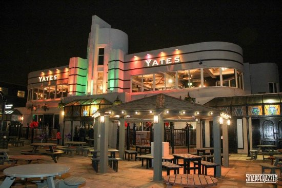 Hotels Near Blackpool Tower Ballroom