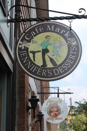 Cumberland, MD: Cafe Mark