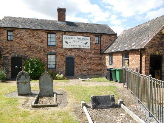 Broseley Pipeworks: Broseley Pipe Museum