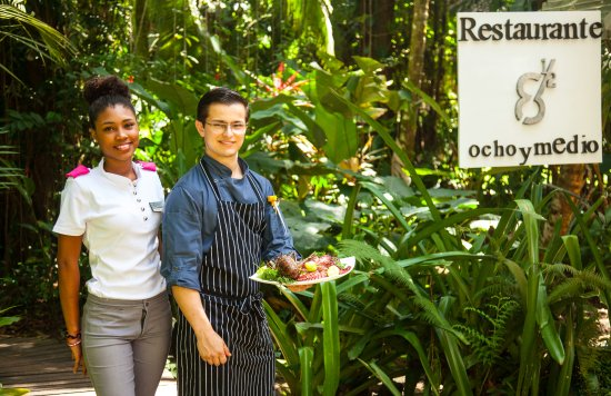 Cocles, كوستاريكا: Restaurant