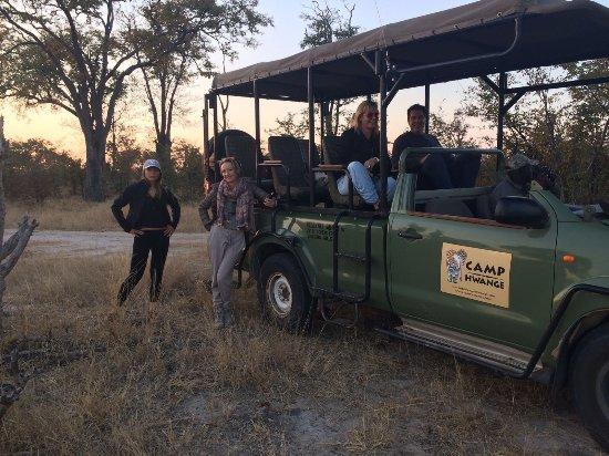 Hwange National Park, Zimbabwe: Amazing time !!!