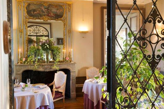 Noizay, Francia: La salle de notre restaurant gastronomique