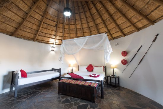 Balule Nature Reserve, South Africa: our family room