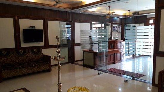 Hotel Surya Residency: /....
