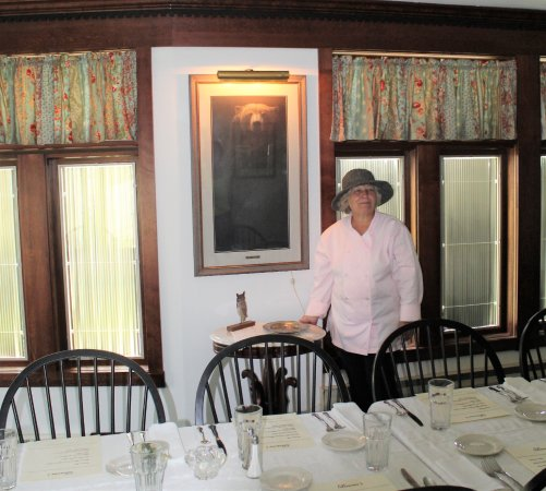 Perryopolis, PA: Formal Dining Room