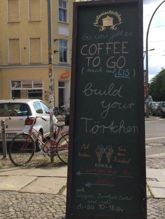 Kuchen Nach Belieben Selbst Zusammenstellen   Kastanientörtchen, Berlin  Reisebewertungen   TripAdvisor