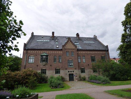 Botanical Gardens Lund.