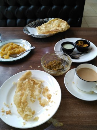 Cafe Regal: Greasy