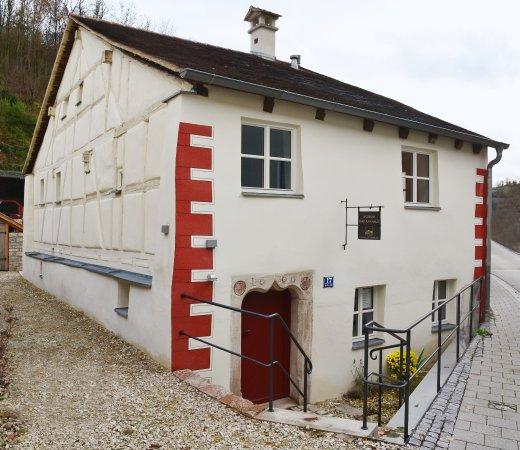 Eichstatt, Nemecko: Museum Das Jurahaus