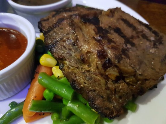 Mouth watering Aberdeen Angus beef Steak
