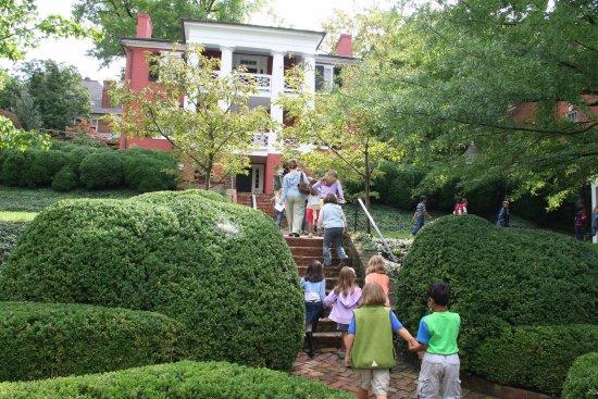 Staunton, VA: Tour of Woodrow Wilson's Birthplace