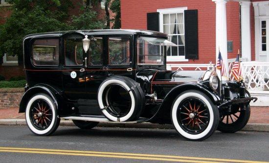 Staunton, VA: Woodrow Wilson's Pierce-Arrow Limo
