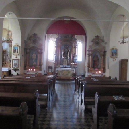 Chiesa di San Giovanni Battista di Pontafel