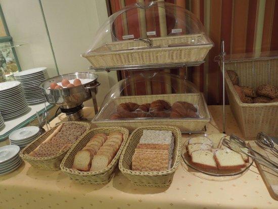 Avia Hotel: colazione dolce