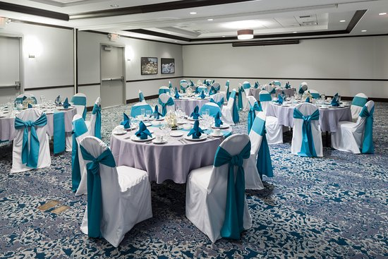Hilton Garden Inn Cincinnati/Mason: Banquet space available for up to 125 guests