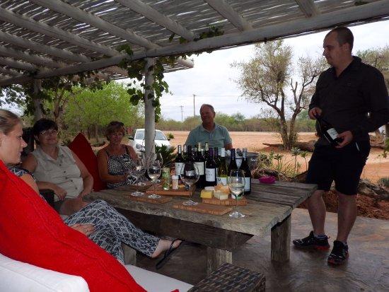 Balule Nature Reserve, Sudafrica: activities; wine tasting