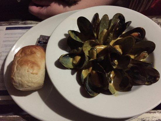 Kleinmond, Sudáfrica: Mussels