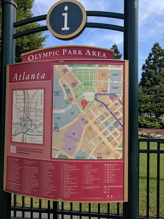 Centennial Olympic Park 사진