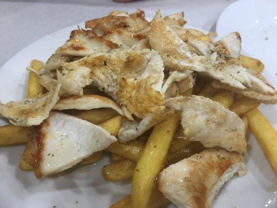 Alora, Spania: Pollo