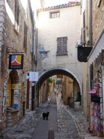 Saint-Paul de Vence: Rue principale