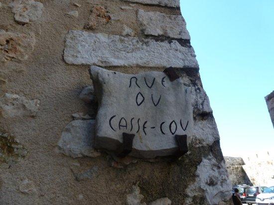 Saint-Paul de Vence: Rue du Casse-cou
