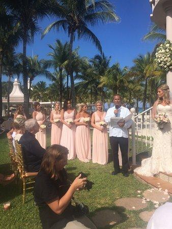 Hotel Riu Palace Riviera Maya Wedding