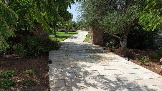 Sant Llorenc des Cardassar, Spain: Weg in het hotel