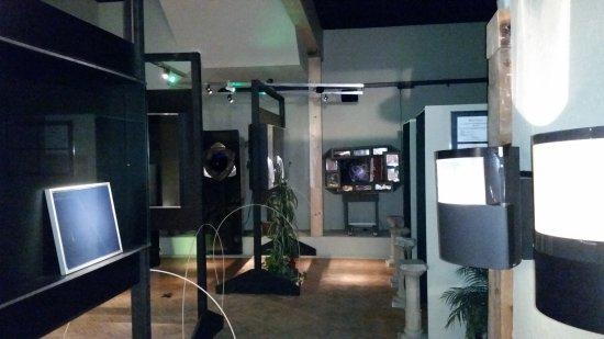 Krauchthal, Schweiz: Die grösste Hologramm Ausstellung in der Schweiz.