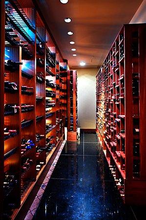 Herons: The Wine Room