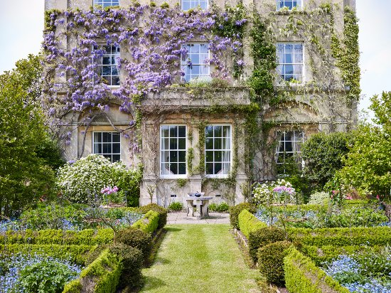 Highgrove House Picture Of The Royal Gardens At