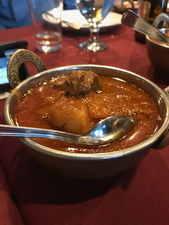 Owen Sound, Канада: Lamb Vindaloo - extra spicy