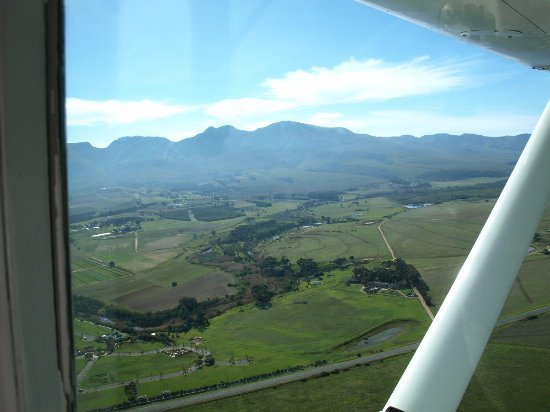 Stanford, Sudáfrica: On air