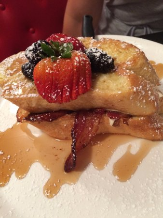 The Downtown Diner: French Toast