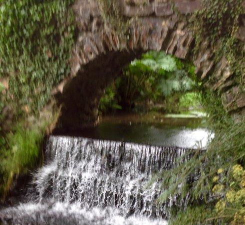 Barnstaple, UK: The so-called Ugley Bridge!