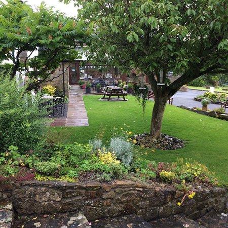 Prospect garden tea rooms llangollen restaurant reviews for Garden rooms reviews
