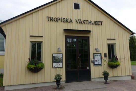 Уппсала, Швеция: Ingång