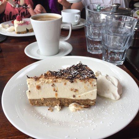 Kilkee, Irlanda: Snicker cheese cake
