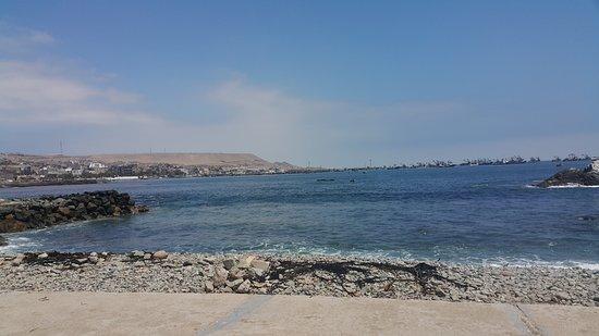 Ilo, เปรู: El mar