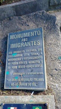 Monumento aos Imigrantes Italianos