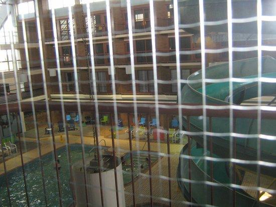 Medicine Hat Lodge Resort, Casino & Spa: View of water park