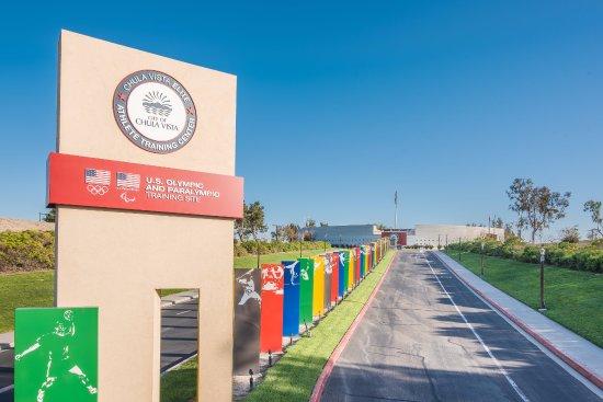 Chula Vista Elite Athlete Training Center